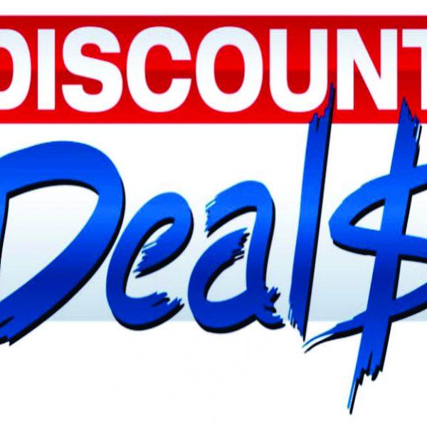 Discount Deals